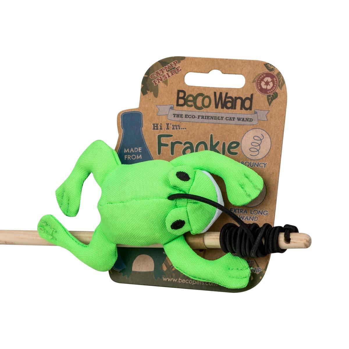 Beco Catnip Wand Cat Toy Toys