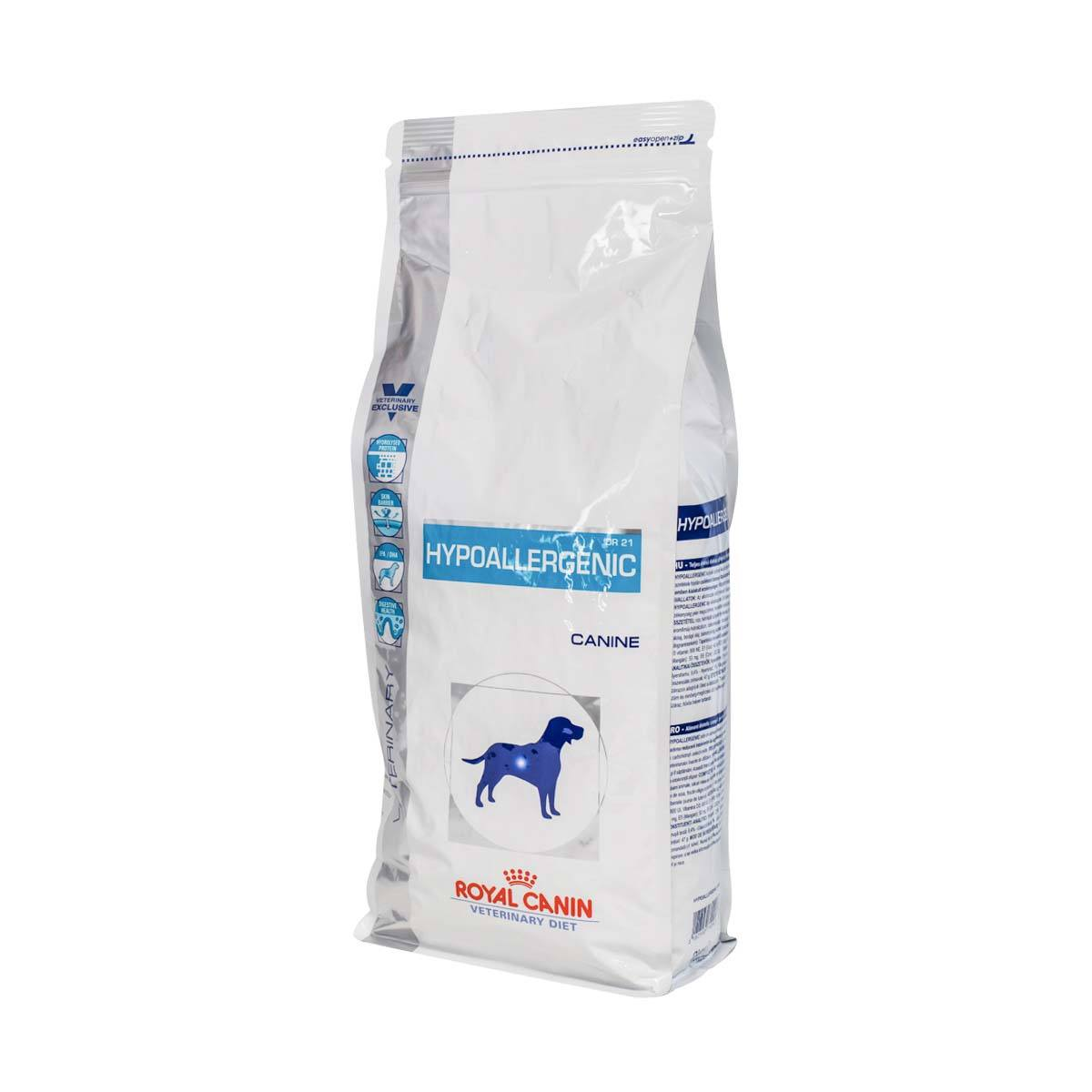 royal canin hypoallergenic  Royal Canin Vet Diet Dog Food: Hypoallergenic