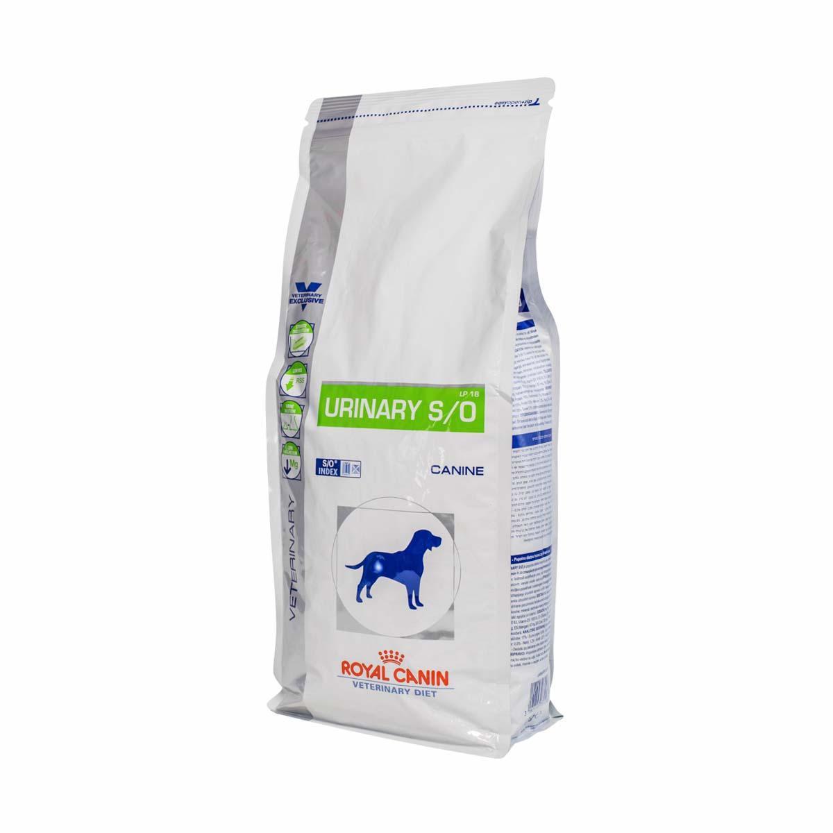 Royal Canin Vet Diet Dog Food Urinary S O
