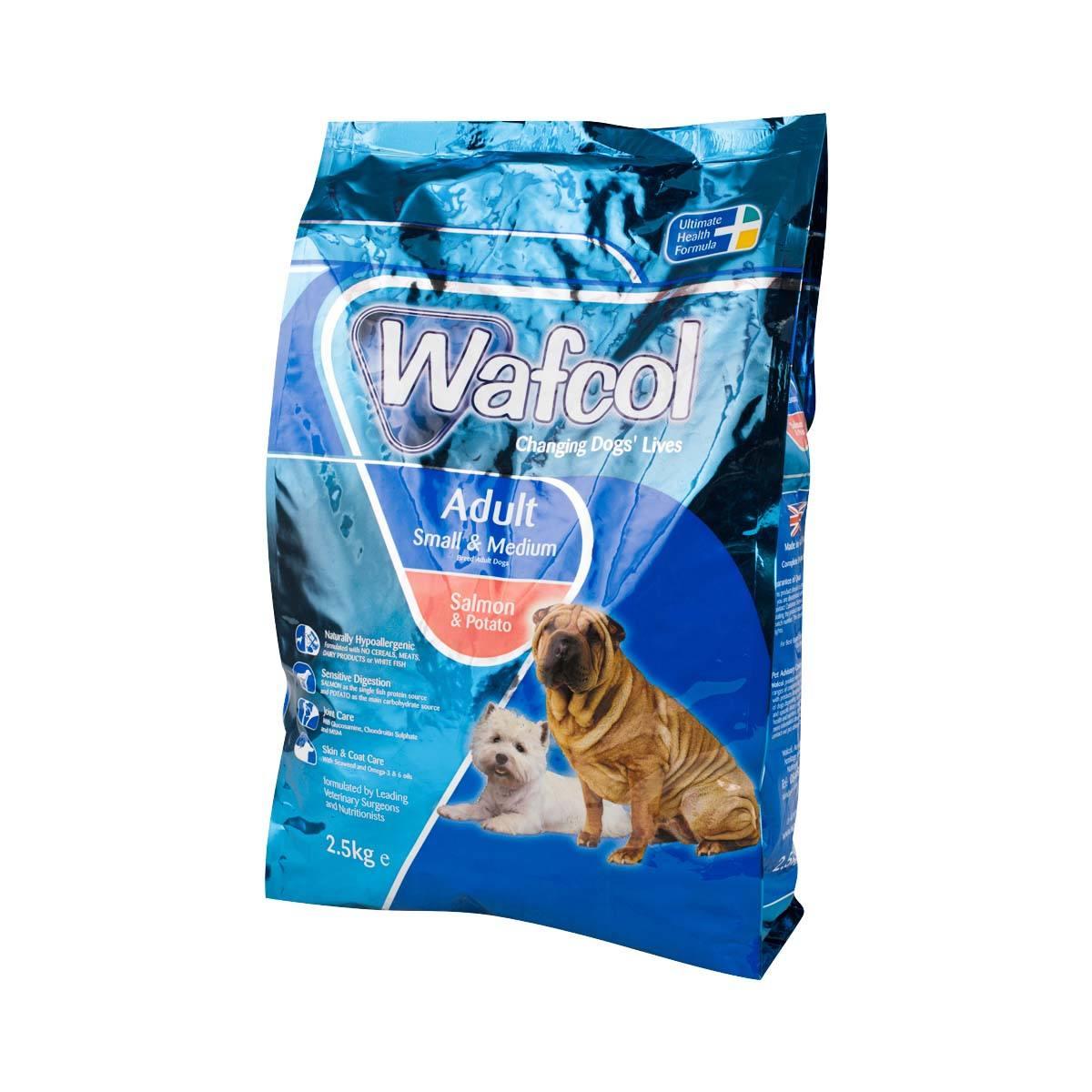 Wafcol Canine Adult Smallmedium Salmon Potato