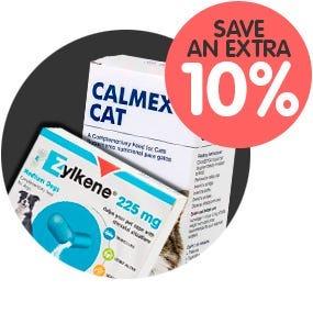 10% Off Cat Calmers