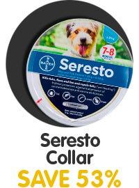 Save 53% on Seresto Dog