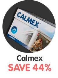 10% Off Calmex