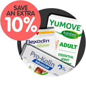 10% Off Dog Supplements