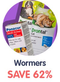 Dog & Cat Wormers