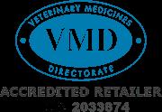 accredited retailer logo